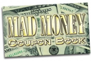 Mad Money Coupon Book