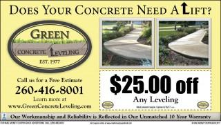 GreenConcreteLeveling.7.17