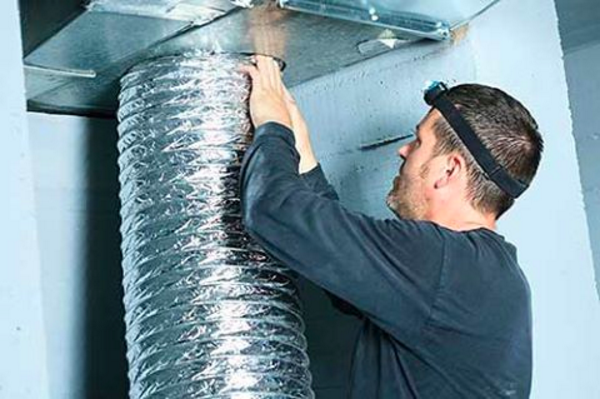 Trust Steamatic to keep your air ducts clean!