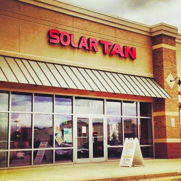 Catch some rays at Solar Tan.