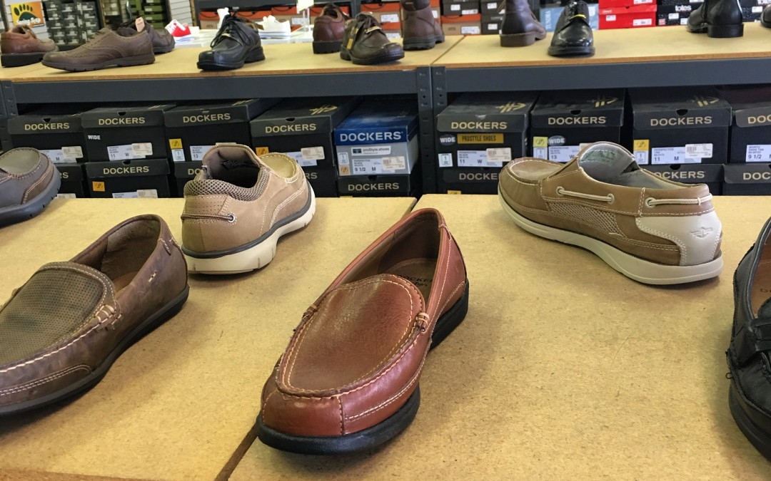 You'll find comfort at Roberts Shoes!