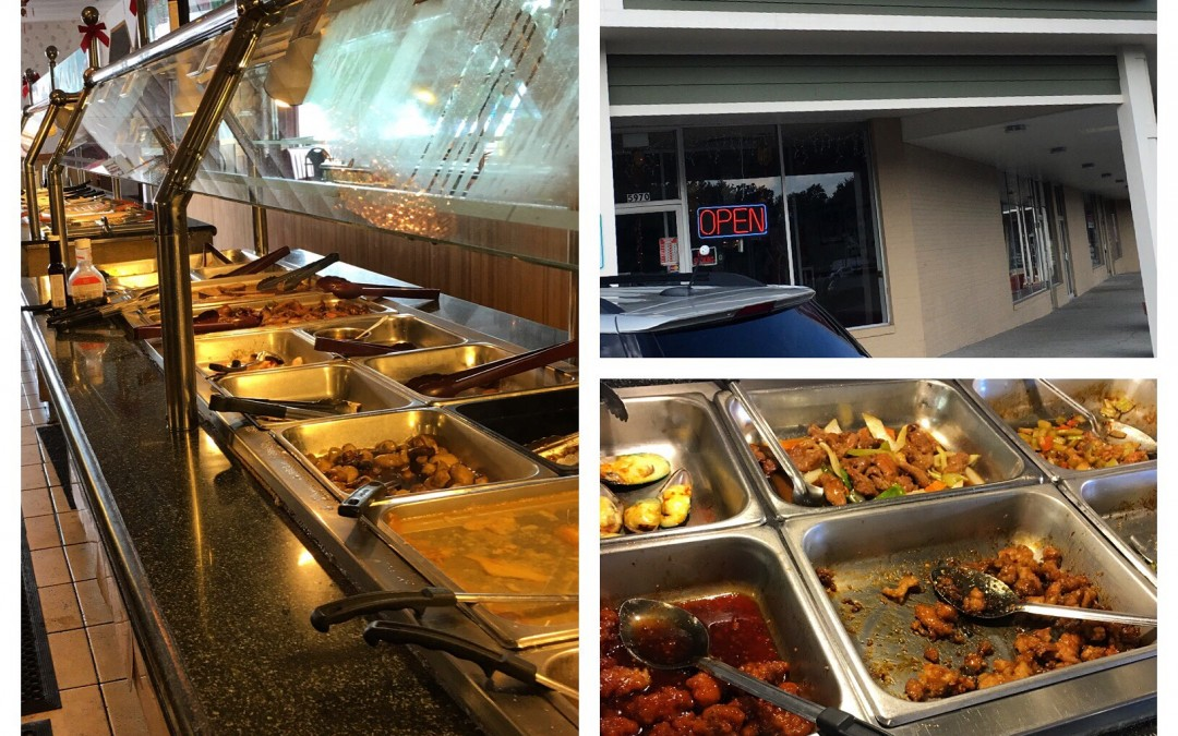 Great food waiting for you at China Buffet!
