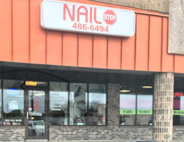 Pamper your nails at Nail Stop