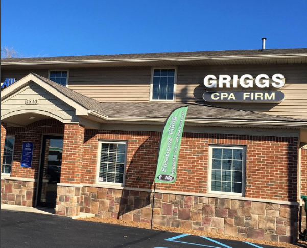 Save on tax preparation at Griggs CPA Firm.