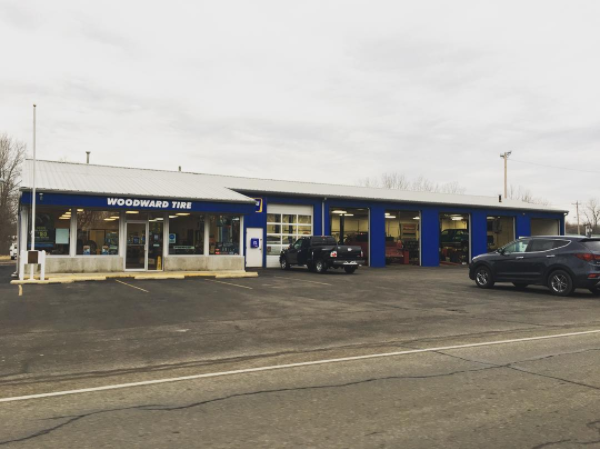 Get your tune-up at Woodward Tire.