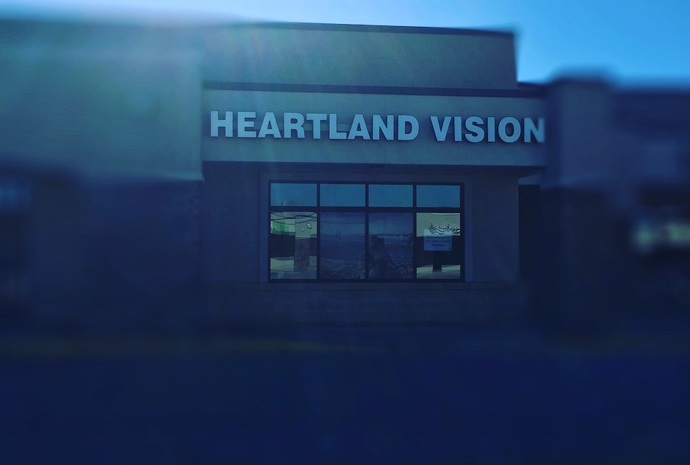 Everything is clear as day at Heartland Vision.