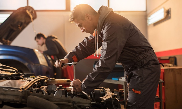 Tuffy: Auto Service You Can Count On!