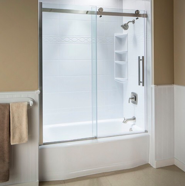 Bath Fitter does bath remodeling right!